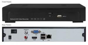 NVR CCTV