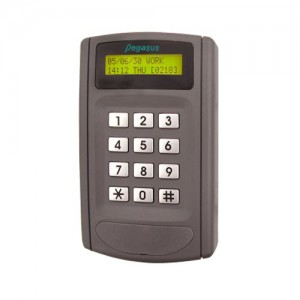 PP-6750V Time Attendance Recorder & Access Control