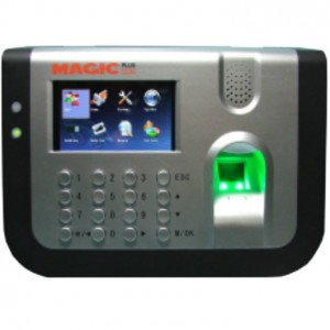 MP 5600 Time Attendance Recorder & Access Control