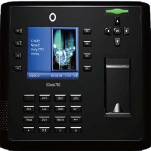 MP 5700 Time Attendance Recorder & Access Control